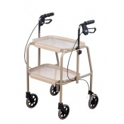 Aspire Meal Tray Walker With Brakes