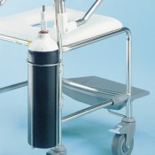 Shower Commode Oxygen Bottle Carrier - C Size - K Care