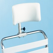 Shower Commode Contoured Head Rest - K Care