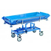 Mobile Shower Trolley - Kerry - Small 1550 x 800mm