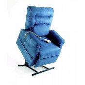 Chair - C5 - Fabric - Arctic Blue