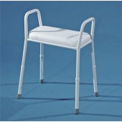 Shower Stool - Auscare - Extra Wide Seat