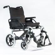 Wheelchair - Breezy Basix Transit Folding Backrest