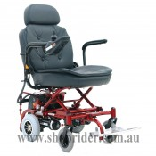 Wheelchair - Jiffy Power Chair