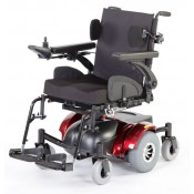 Powerchair - Quickie Pulse 4 with Captains Seat